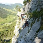 location kit via ferrata annecy