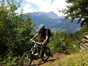topo vtt annecy cross country