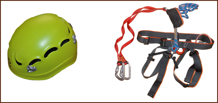 kit via ferrata annecy