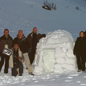 nuit igloo annecy