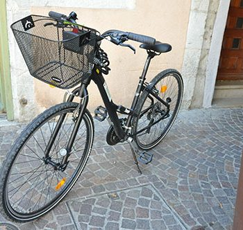rental bike annecy