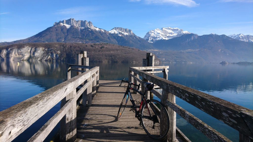location velo annecy