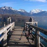 location velo course annecy